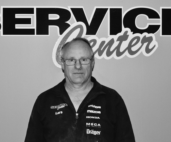Servicecenter-Personal Lars